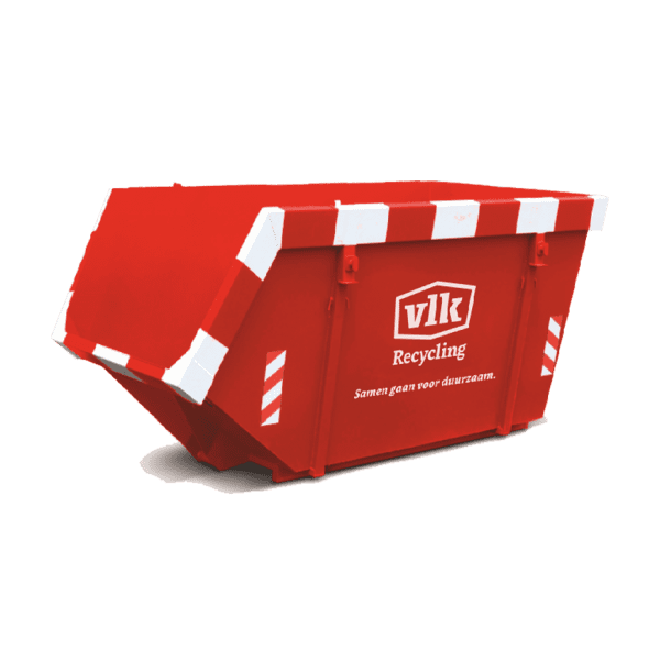 Afvalcontainers VLK Puincontainer 3m3 huren