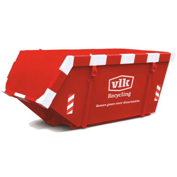 Afvalcontainers VLK Groenafval container huren 10m3