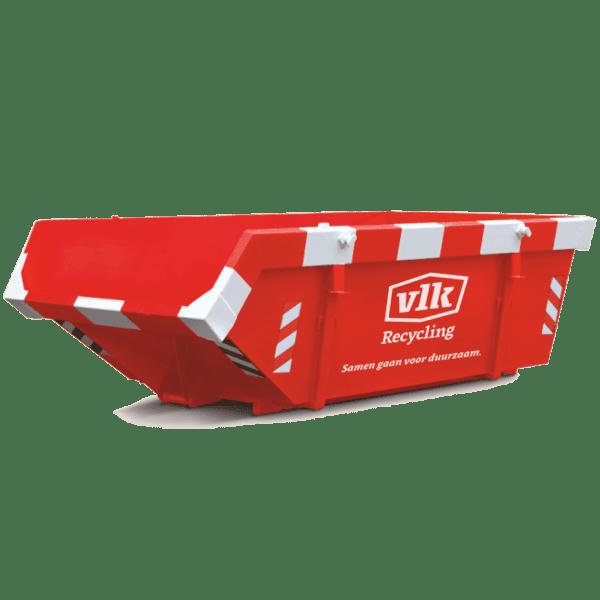Afvalcontainers VLK Groenafval container huren 6m3
